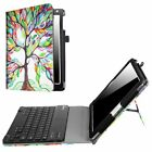 For iPad 4 iPad 3 iPad 2 360° Rotating Case Stand Cover + Detachable Keyboard