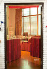 Colour String Line Curtain Tassel With Bead Door Home Room Decorative Divider Sp
