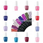 OPI Gel Color or Top and Base Coat Soak Off 15ml 100% AUTHENTIC GUARANTEED