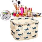 Travel Bag Cosmetic Hanging Zipper Toiletry Purse Make Up Organizer Storage GT