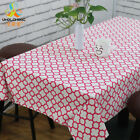modern country style decorating - Table Cover Country Style Cloth Plaid Cotton Linen Decor Tablecloth Vinyl New