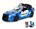 Diecast Car & Garage Diorama Transformers 5 Barricade Mustang W/Jada 98400 1/24 - Time Remaining: 3 days 15 hours 23 minutes 48 seconds