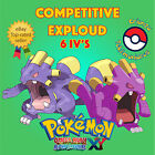 Pokémon ORAS / XY – COMPETITIVE EXPLOUD 6IV's Shiny / No Shiny