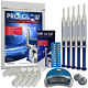 *NEW PRO GLOW® PROFESSIONAL TEETH WHITENING GEL KIT(15ml) +WHITENING LIGHT* cheap