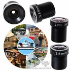 2.8mm 3.6mm 6mm 8mm CCTV Len Camera Fixed Board Lens For 1/3'' Security CCD