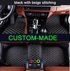 Car Floor Mats for Benz R Class 7 Seat 2006-2017 Custom-Fit All Weather Carpets
