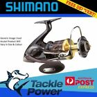 Shimano Stella SW Spinning Fishing Reel ALL SIZES Brand New 10yr Warranty