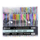 12 18 24 36 48 Colors Neon Color Glitter Refills Pen Drawing Pens Kids Gifts