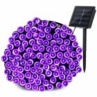 200 Led Halloween Solar Fairy String Lights Party Festivals Holiday Decorations