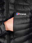 Berghaus mujer Extremo Micro Down jacket-windstopper-warm-body asignados