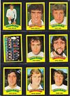 A&BC Footballers (red back) 1974 - choose your card (1-45)