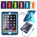 Shockproof Defender Heavy Duty Protector Hybrid Case Cover For iPad 2/3/4 Air