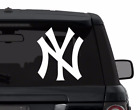 NEW YORK YANKEES  decal sticker for car, laptop,yeti CHOOSE COLOR die cut vinyl on Ebay