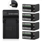 8500mAh BP-970G Battery +Charger For Canon BP945 BP950 XHG1 GL2 XL1 GL1 XL2 C100
