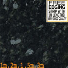 Oasis  Black  Granite Matt Laminate Kitchen Worktop 40mm 3m,2m,1.5m,1m