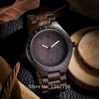 Eco-Friendly Red Sandal Wood Health Watches Uwood Wooden Watch Best Gift xb858