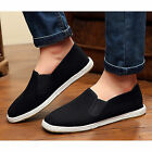 Comfortable Cotton Kung Fu Shoes Tai Chi Plimsoll Slipper Leisure Shoes