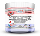 APS Nutrition MESOMORPH Original PRE-WORKOUT, 10 Flavors, 25 Servings