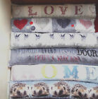 NEW  LARGE PLUSH DRAUGHT EXCLUDERS  IN SIX  FABULOUS DESIGNS