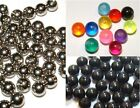 10 x Spare Balls or Bars - Belly Tongue Labret Tragus Ear 1.2mm 1.6mm Piercing