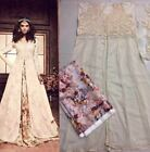 Indian Pakistani Ethnic Anarkali Lehenga Suit Salwar Kameez Designer Dress MSS