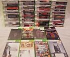 Xbox 360 Games Lot **PICK and CHOOSE** Call of Duty HALO Battlefield GTA Skyrim