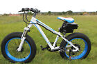 """Brand New High Quality 20"""" Fat Tyres Electric Bike bargain *UK*"""