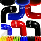 90° Reducing Silicone Silicone Elbow Bend Hose Silicone Rubber Coolant Rad Pipe