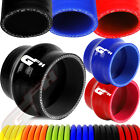 4ply Silicone Hump Hose Bellow Connect Silicon Rubber Coupler Straight Pipe Tube