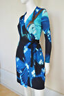 TED BAKER Alvira Butterfly Collective Wrap Dress 1/2/3/4 UK 8/10/12/14 £169 NWT