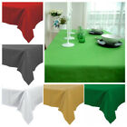 "54"" x 108"" PEVA Dining Table Cover Birthday Wedding Party Supplies Tablecloth ww"
