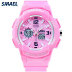 SMAEL Women Digital Watches Fashion Student Girls Sport Watch Quartz Wristwatch
