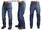 Protective Motorbike Jeans Mens Biker Denim Pants With Lining CE Armours Padded