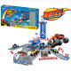 Boys Girls Blaze and the Monster Machines Car Parking Lot Nickeloden game Toy
