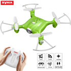 Syma X20 2.4G Pocket RC Drone Fixed High Hover Headless Quadcopter with Gyro 4CH