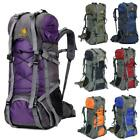 60L Camping Voyage Rucksack Sports Outdoor Backpack Hiking Large Bag 8 Colors