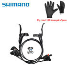 2016 SHIMANO BR-BL-M315 Hydraulic Disc Brake Set Front and Rear Black UK STOCK