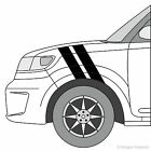 Scion xA xB or xD  Hash Mark Stripes Grand Sport Fender Bar Decals 3M on eBay