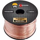eXtreme Products Two 2 Conductor 14 Gauge Stranded Copper Core Speaker Wire