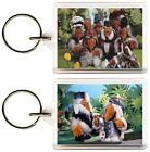 The Wombles Keyring 50mm x 35mm
