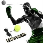 Training Boxing Fight Ball W  Head Band Fr Reflex Speed Boxing Punch Exercise SS