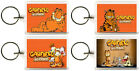 Garfield and Friends Keyring 50mm x 35mm
