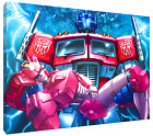 Optimus Prime  Elita One HD Canvas Art Print, Fast Free Shipping! Transformers - Time Remaining: 5 days 2 hours 24 minutes 53 seconds