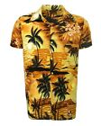 MENS HAWAIIAN SHIRT STAG BEACH HAWAII ALOHA PARTY SUMMER HOLIDAY FANCY S -XXL N1