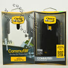 OtterBox Commuter Rugged Case Cover For Samsung Galaxy S4 mini (White & Black)