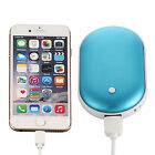 Mini USB Charger Pocket Electric Hand/Foot Warmer Heater Rechargeable For iPhone
