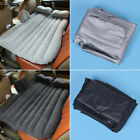Car Air Bed Inflatable Mattress Back Seat Cushion Two Pillows Traveling Camping