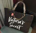 Victoria's Secret  Ladies Canves Black and White Chained Handbag Bag lbag106107