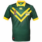 Australian Kangaroos 2017 Rugby League World Cup Players Jersey Tight Fit