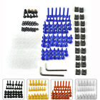 Complete Fairing Bolt Kit Screws Nuts For Suzuki Honda Yamaha KTM BMW Kawasaki $19.99 USD on eBay